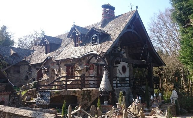 Maison de Blanche Neige à Sucé sur Erdre