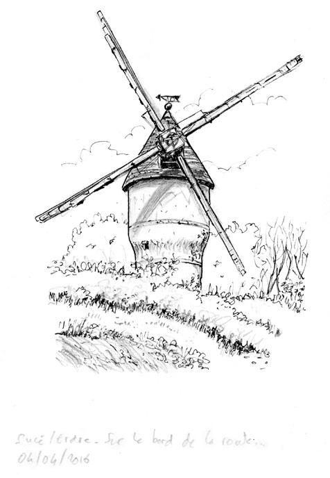 Moulin de Sucé sur Erdre