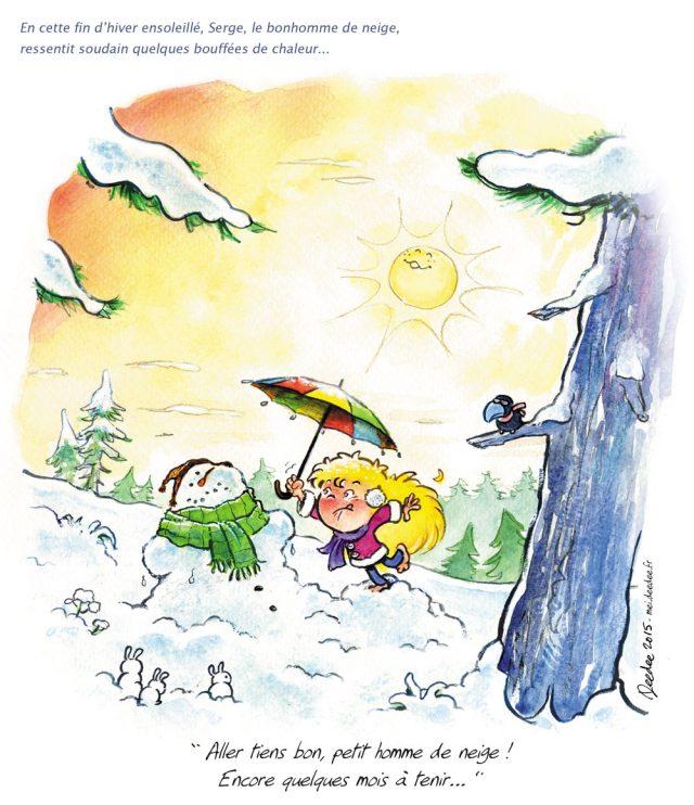 Meï : Petit homme de neige