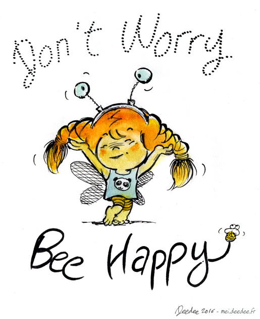 Meï : don't worry be happy